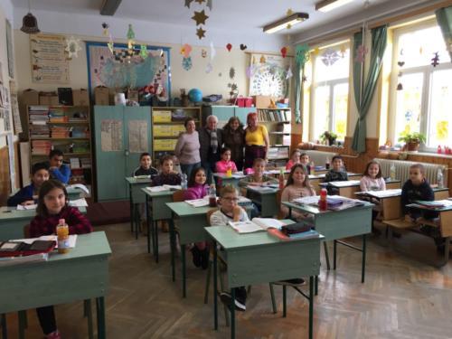 Somogyvámos iskola karácsony